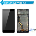5 inch For Lenovo Vibe X2 LCD Display Touch Screen Digitizer Frame Assembly Tools