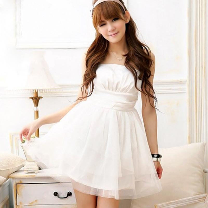 Fashion Elegant Solid Off Shoulder Slim Fit Girls Women Party Dress Prom Lovely Women Mini Dresses #L034121(China (Mainland))
