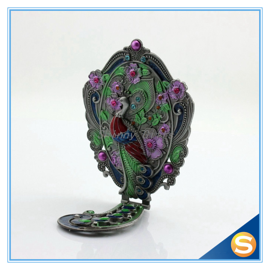 Hot Sale Luxury Wedding Gift Hand Mirror Made in China(China (Mainland))
