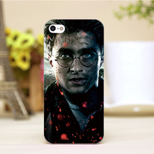 PZ0004-23-2 For Harry Potter Design Customized cellphone transparent cover cases for iphone 4 5 5c 5s 6 6plus Hard Shell