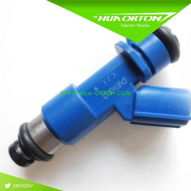 Set(4) Denso Fuel injector fit OEM 16450-RWC-A01 For Honda Civic Acura RDX Integra 16450RWCA01(China (Mainland))
