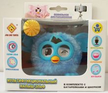 2015 Newest Firbi Plush Toy Russian Package Mini Firbi Boom Elves Recording Interactive Electric Toys Pet Furbiness boom(China (Mainland))