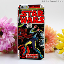 1043QA Star Wars Dark Horse Hard Clear Transparent Cover iPhone 4 4S 5 5S SE 5c 6 6s Plus Phone Cases - No1 Not Second Store store
