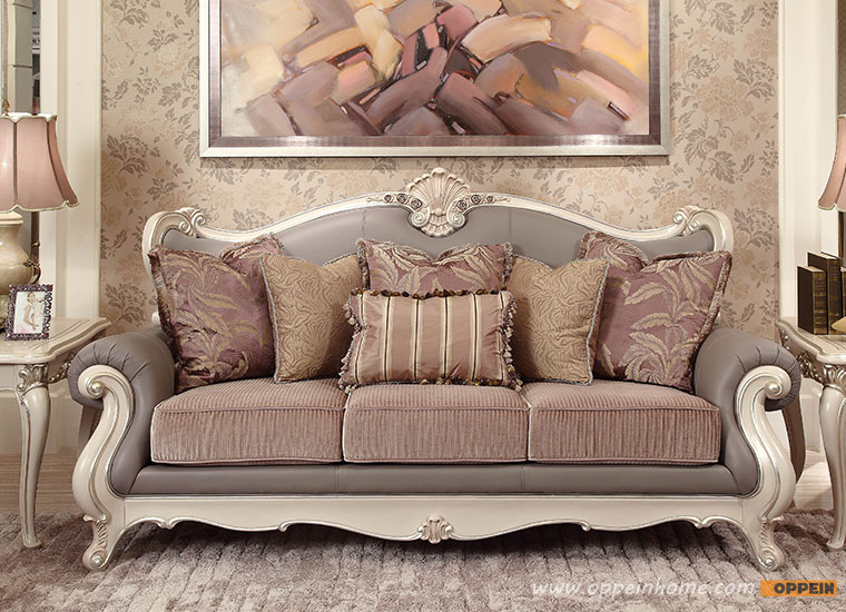 Antique luxury royal style king sofa product in china of for Classic furniture products vadodara