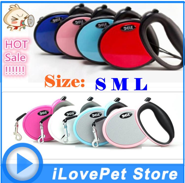 2015 BEST Sale  Pet Dog Leash Retractabl
