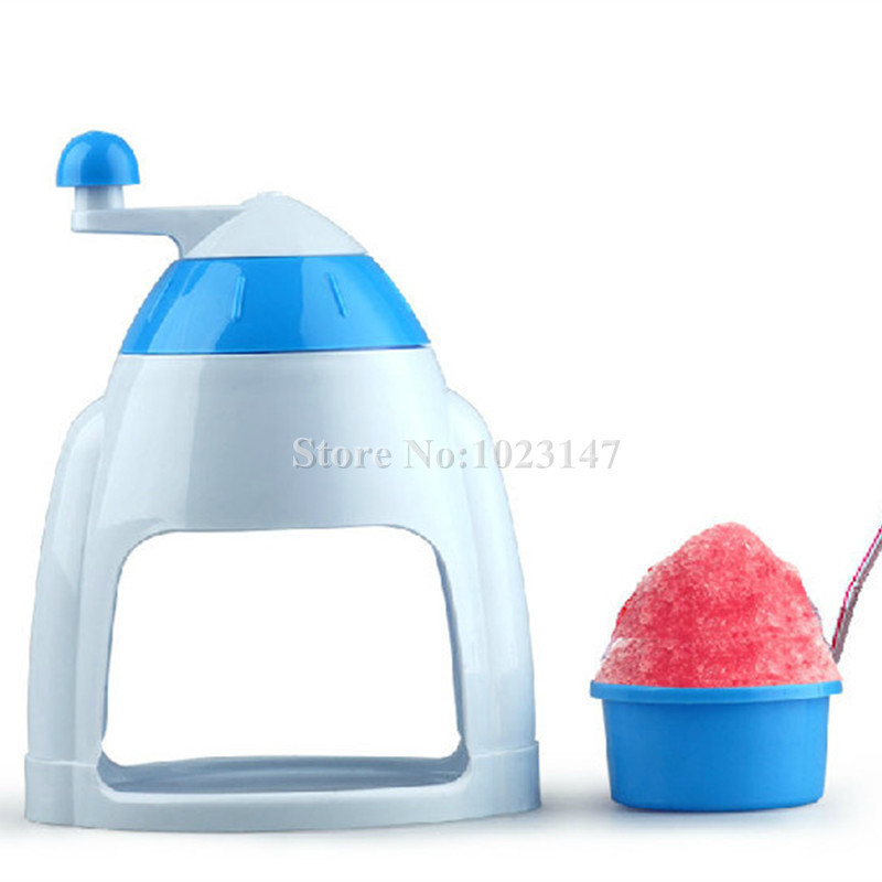 block snow cone machine