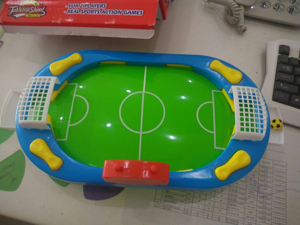 Mini Soccer Table football World Cup Indoor children educational toys new athletic game(China (Mainland))