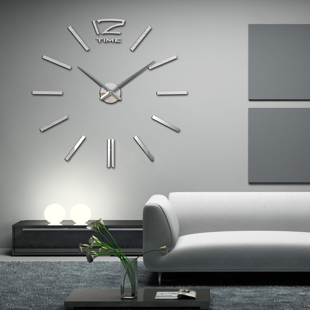 cheap big wall clock buy quality designer wall clock directly from china wall clock suppliers decorating your home do it by yourself - Designer Large Wall Clocks
