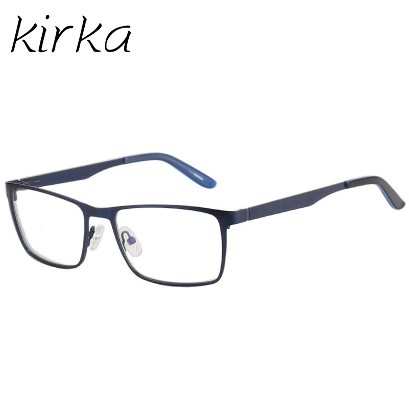 kirka 2017 new designer cheap spectacle frame eyeglasses frames men eyewear optical frame prescription eye glasses
