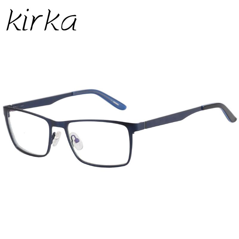 kirka 2017 new designer cheap spectacle frame eyeglasses frames men eyewear optical frame prescription eye glasses