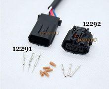 Buy 1set Yazaki 12292 Carola air pressure plug Caymmi Reiss Balu air flow plug Electrical Wire connector Plug YL for $12.74 in AliExpress store