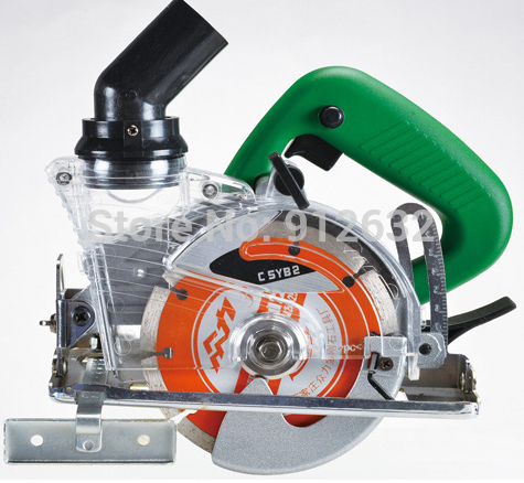 1500 w small stone cutting machine, vacuuming wood cutting machine( price not include the dust collector)(Hong Kong)