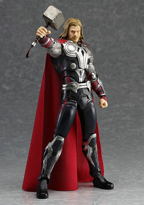 Marvel Avengers Assemble Thor Doll Super Heroes PVC Action Figure Collection Model Toys Dolls(China (Mainland))
