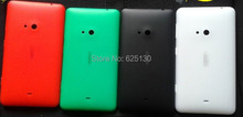 Original  Back battery cover housing with side button sets for Nokia lumia 625 N625 battery cover+tracking no(Hong Kong)