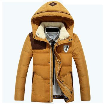 Пуховик, зима мужчины куртки утка мужчины в свободного покроя толстый куртки для мужчины на открытом воздухе пуховик большие размер 3XL верхняя одежда