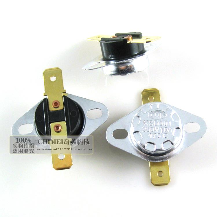 Free Delivery New Ksd301 175 Degrees Thermostat Temperature Control Kettle Cookers Drinking