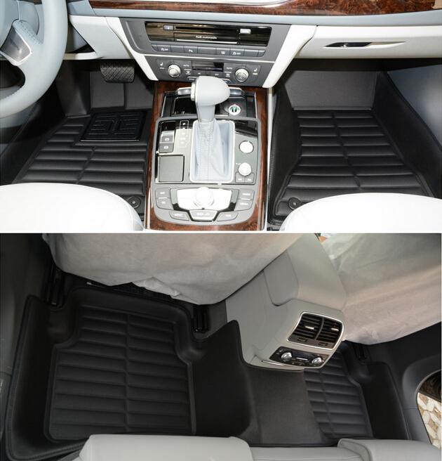 High quality! Custom special floor mats for New Honda Accord 2016 non-slip waterproof carpets for Accord 2015-2014,Free shipping(China (Mainland))