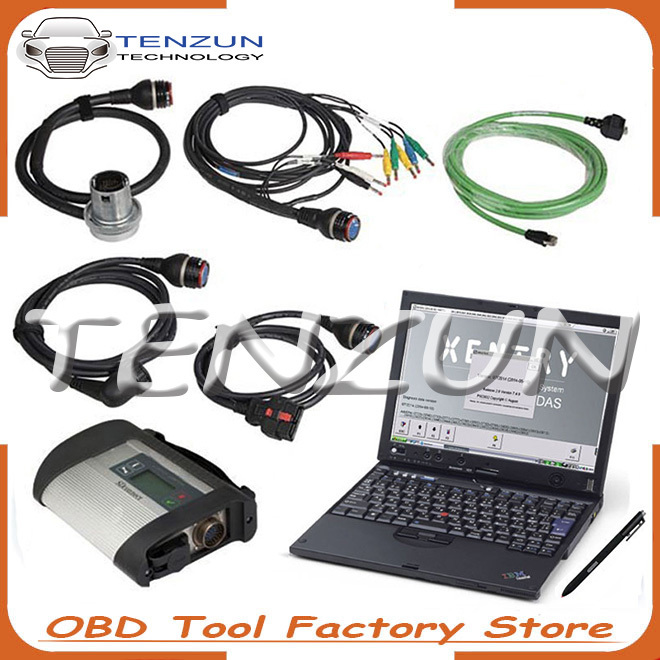 Multi lagguage DAS/Xentry MB STAR Compact 4 SD C4 with X61T touch Laptop for mercedes benz The latest Software diagnostic tools(China (Mainland))