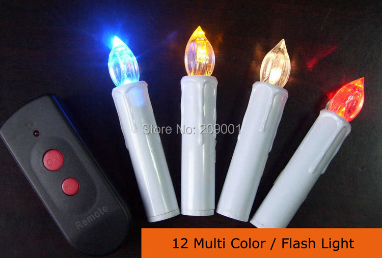 free shipping remote control led christmas candle lights aa battery operated christmas. Black Bedroom Furniture Sets. Home Design Ideas