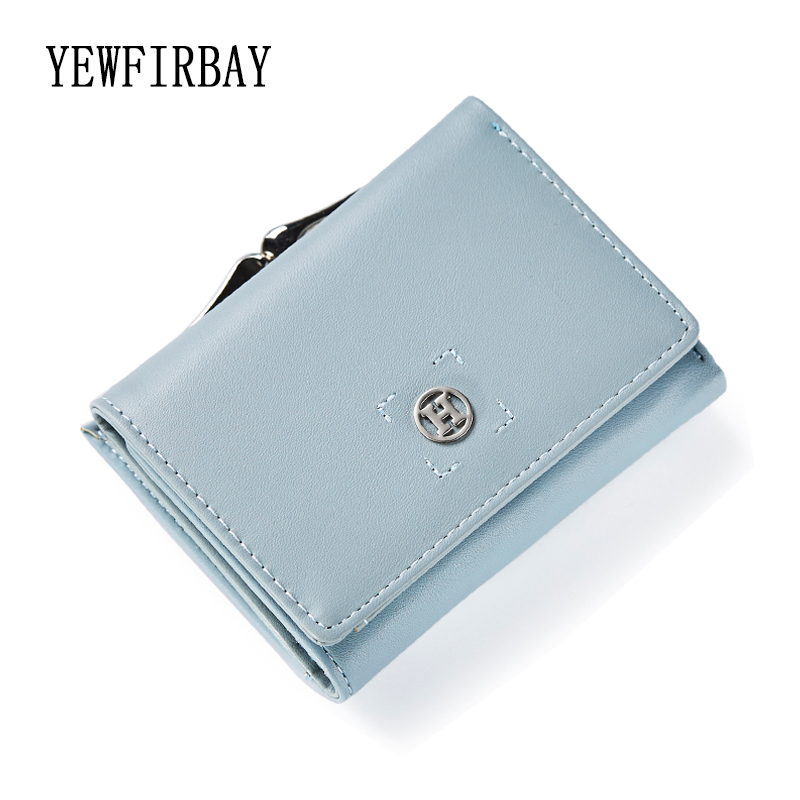 YEWFIRBAY brand wallet women wallets new fashion female cards holders vintage coin purses short wallet hasp lady wallets(China (Mainland))