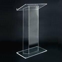 Здесь можно купить  Clear High Gade Acrylic lectern  Мебель