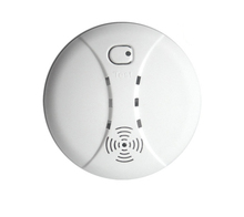 High Quality Wireless Smoke Alarm Fire Detector Sensor Home Security 433MHz Test Button Ceiling or Wall Mounting