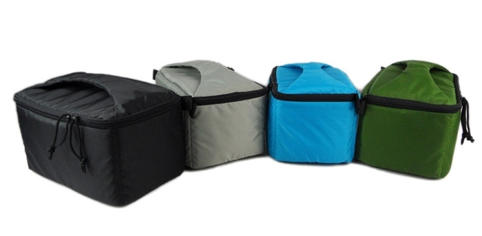 Гаджет  Portable SLR DSLR Camera Insert Partition Inner Padded Bag Protective Case Bag None Бытовая электроника