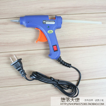 Free shipping hot glue gun heat gun crafts pistola de cola for Heat guns for crafts