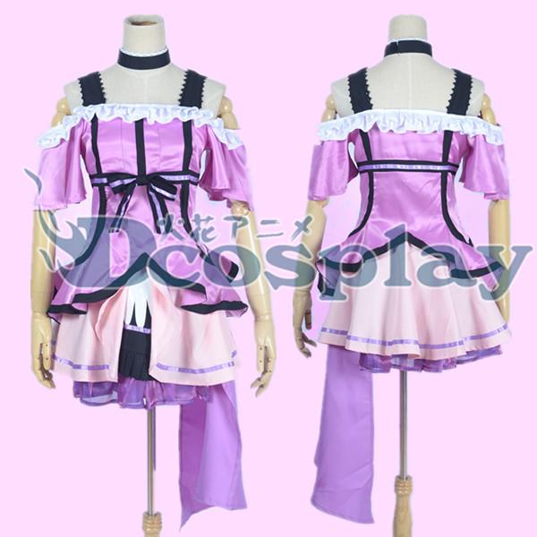 ИБП  lovelive Тодзио Нозоми Косака Хонока Кира Sensatien Принцесса платье униформа косплей костюм любой размер