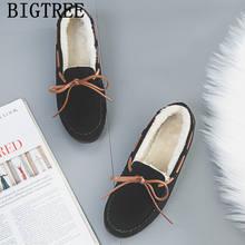 Kar botları kadın rahat ayakkabılar yarım çizmeler kadınlar için bayanlar üzerinde kayma kırmızı çizmeler kadınlar botines mujer 2019 kış ayakkabı kadın botines(China)