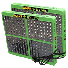 2PCS 960w LED Grow Light Full Spectrum 192PCS x 5W Chip 11 Band Growth / Bloom Switches + Reflector Design For Indoor Hydro Grow(China (Mainland))