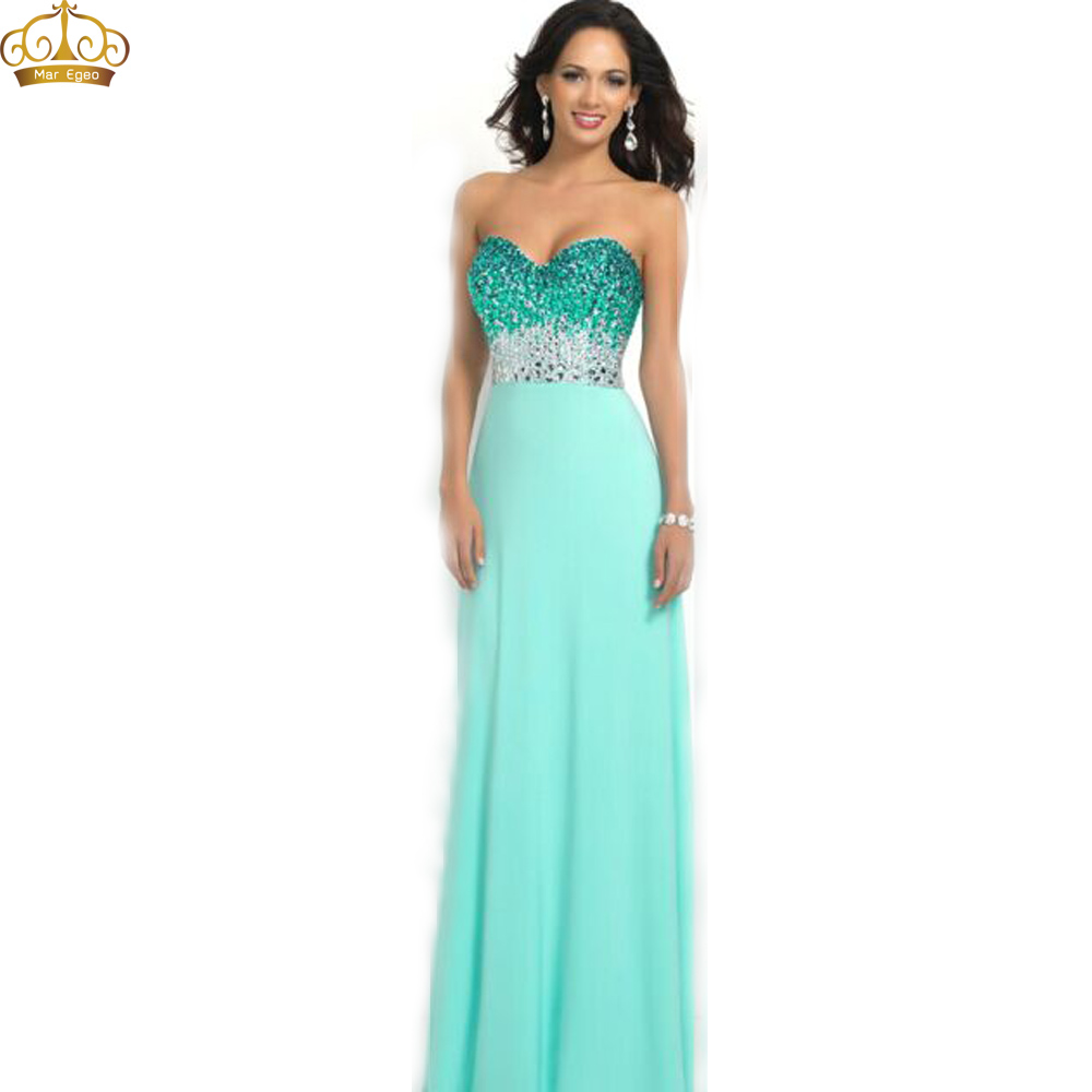 Sumptuous a line mint green women summer dress beaded for Formal long dresses for weddings