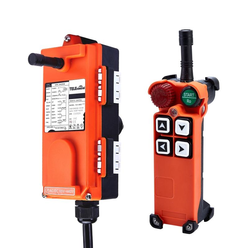 F21-4S  industrial wireless universal radio remote control for overhead crane AC/DC<br><br>Aliexpress
