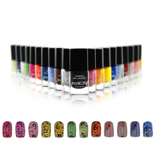 Buy Great Stamping Polish 1 Bottle/LOT Nail Polish & Stamp Polish 27 Colors Optional 6ml Nail Paint Engaging 4 Seasons for $2.99 in AliExpress store