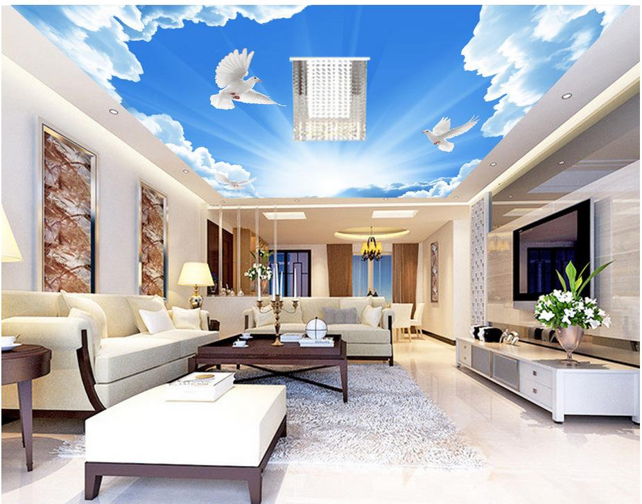 hausdekorationen und modernen möbeln : schönes moderne wohnzimmer ... - Decken Deko Wohnzimmer