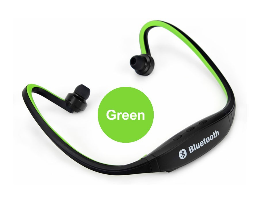 Original Sport S9 Bluetooth 4.0 Headset Wireless Earphone In-Ear Headphones for running Smartphone samsung xiaomi Mobile Phone