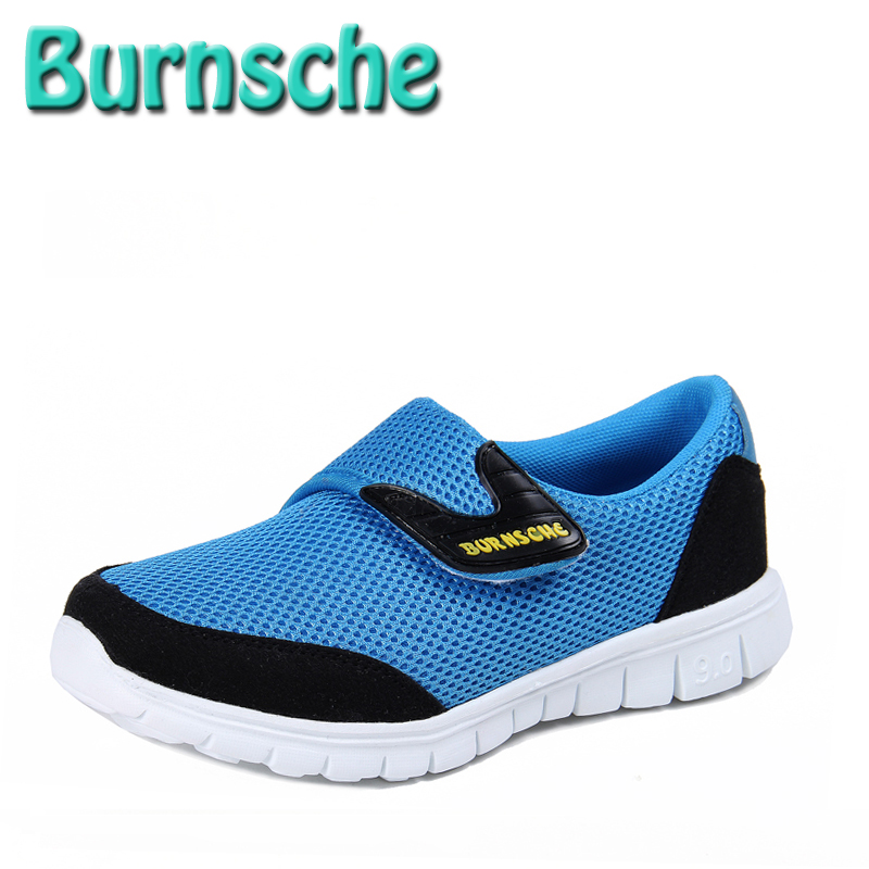 Children boys girls shoes autumn network breathable sport - Glory Lamb liu's store