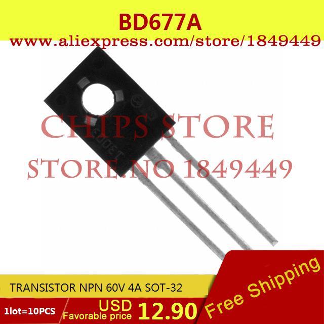 Интегрированный схема BD677A