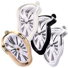 Creative Style Right-angle Shape Decorative Desk Clocks Wall Clock Table Clock Reloj De Mesa Vintage(China (Mainland))