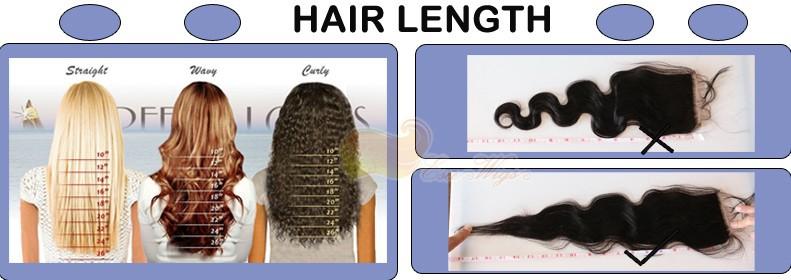 Esee wigs 6A + 3 3.5x4inch knots hair closure