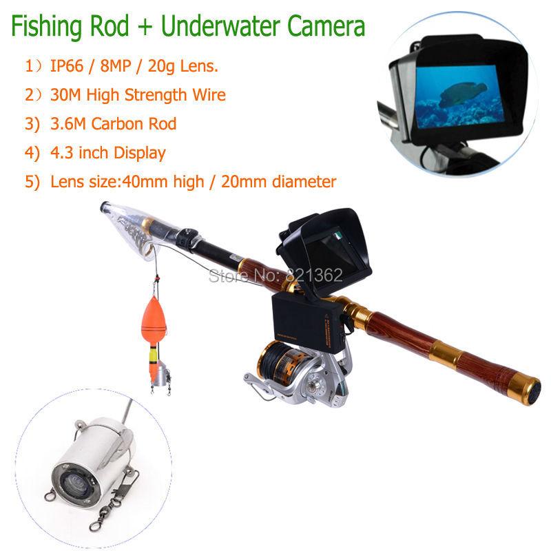 камера для рыбалки fish finder 5000