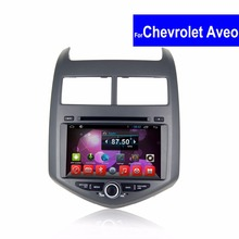 Double Din Touch Screen Car Stereo for Chevrolet Aveo DVD GPS Navigation TV AUX 3G WIFI