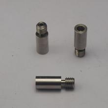 Reprap 3D Printer accessory DIY Kraken Heat Break barrel stainless steel for 1.75 mm filament top quality free shipping