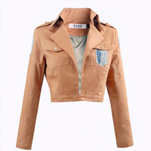 Бинго поп атаки на титане куртка Shingeki нет Kyojin обследования корпуса куртка мужская пальто косплей куртка бесплатная доставка