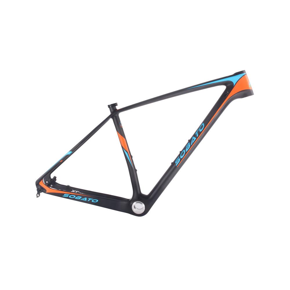 "2016 MTB Bicycle Frame 29"" Carbon Fiber Mountain Bike Frame Free Shipping(China (Mainland))"