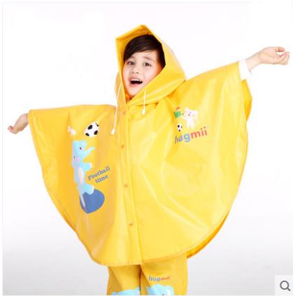 Kids Raincoat Child Rain Coat Rain Poncho for Kids yupi capa de chuva Rain Jacket Boys poncho Para la lluvia Rainwear Fabrics(China (Mainland))