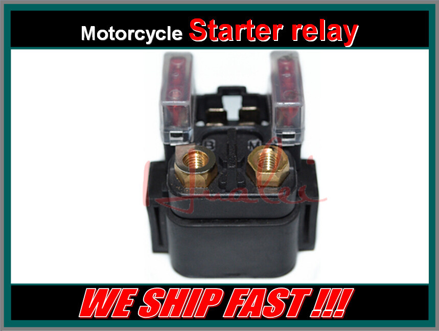 Free Shipping Motorcycle Electrical Parts Starter Solenoid Relay For YAMAHA YZFR1 YZF-R1 2002-2006, 2009(China (Mainland))
