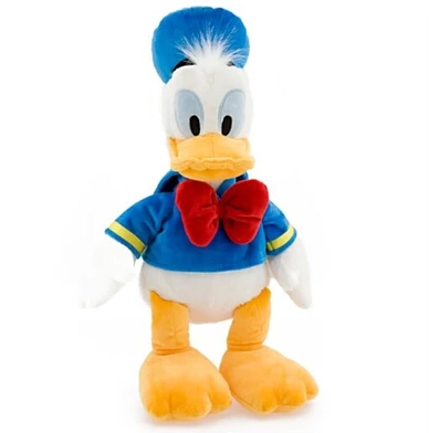 The Donald Duck Daisy Pluto Or Goofy Plush Toy About 30cm Cute Children Birthday Gift Or Christmas One Pcs Soft Free Shipping(China (Mainland))