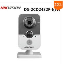 В наличии Hikvision DS-2CD2432F-IW мегапиксельный ж / POE IP камеры со встроенным микрофоном DWDR и 3D DNR и BLC wi-fi DS-2CD2432F-I ( ш )