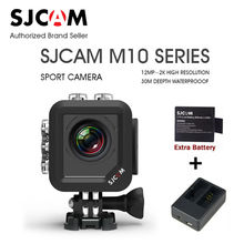 Original SJCAM M10 Series M10/M10 WiFi/M10 + Plus 2K Waterproof 1080P Mini Sport Action car Camera DV Camcorder battery charger